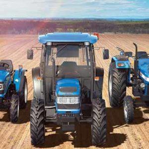Tractors & Parts & Supplies